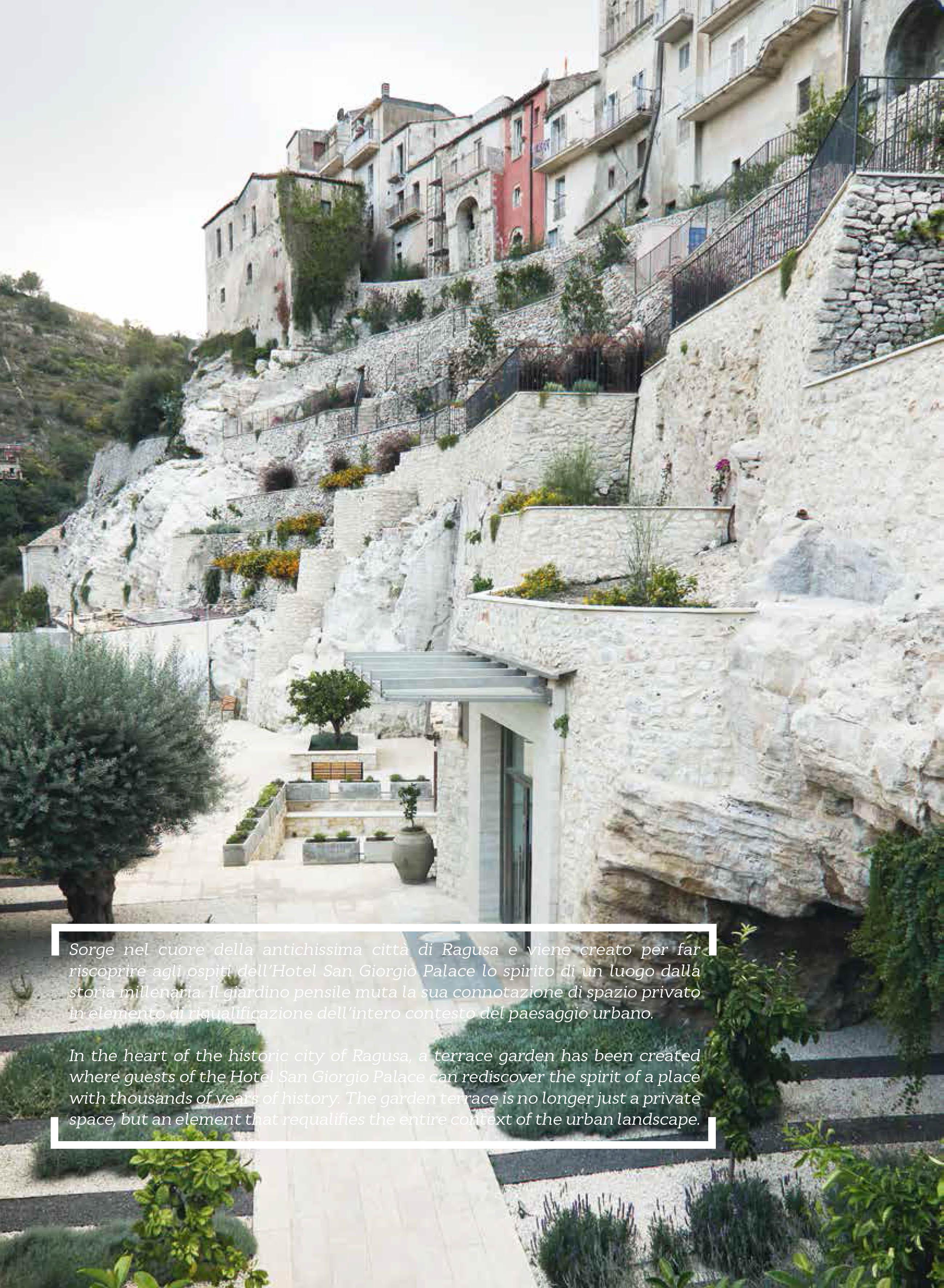 Architettura Del Verde architettura del paesaggio 33, giardini per la città